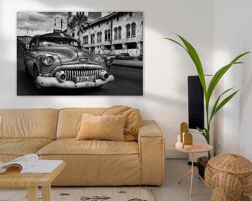 Taxi Havana van Hans Keim