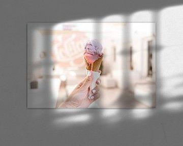 IJsje / Pastelkleur van Laura de Roeck