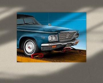 1964 Chrysler Newport in blue von aRi F. Huber