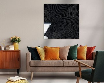 Linienspiel mit Mosaik von Affect Fotografie