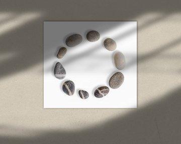Stenen Cirkel van Achim Prill