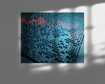 Labyrinth von Achim Prill