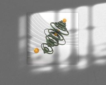 Grüne Spirale von shoott photography