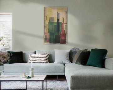 Komposition, Hendrik Nicolaas Werkman