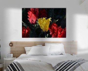 Tulpen von johanna hibma
