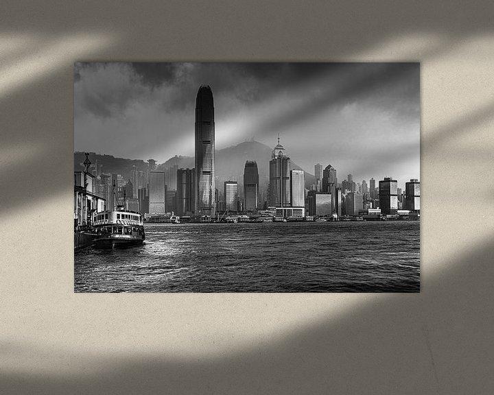 Sfeerimpressie: HONGKONG 35 - Het tyfoonseizoen van Tom Uhlenberg