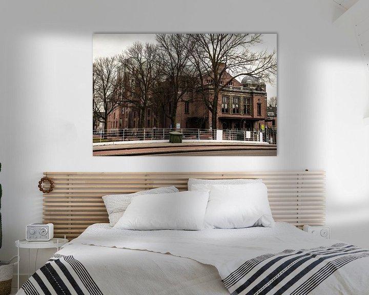 Sfeerimpressie: Stadschouwburg Haarlem van Brian Morgan