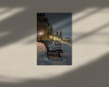 Winterstimmung am Terrassenufer