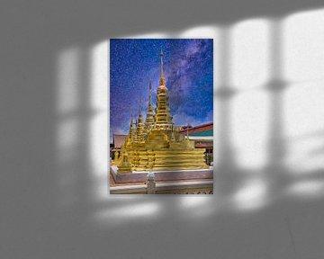 Ancienne ville de Bangkok sur Bernd Hartner