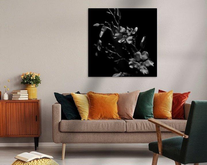 Beispiel: Die Essenz der Kunstblumen von Rene  den Engelsman