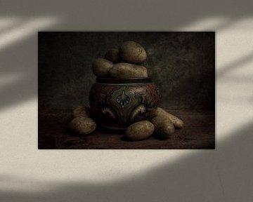 Kartoffeln Stillleben van Gogh