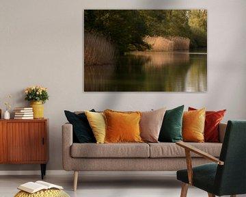 Water landschap van Marcha Bos Fotografie
