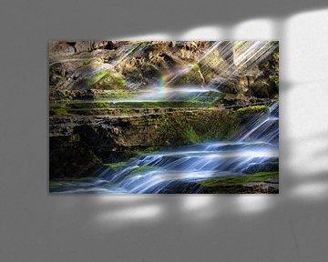 De l'eau dans la gorge sur Tilo Grellmann | Photography