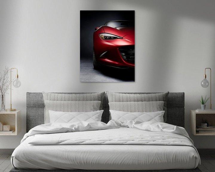 Sfeerimpressie: Mazda MX5 ND van Thomas Boudewijn