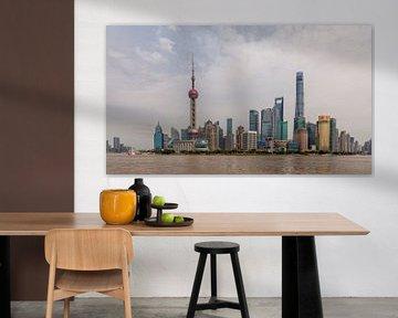 Shanghai van Cor de Bruijn