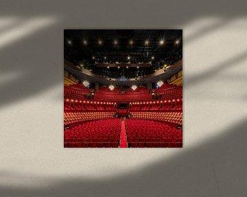 Theaterzaal theater Carré Amsterdam van Rob van Esch