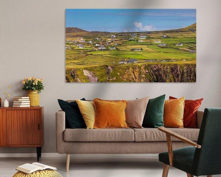 Sfeerimpressie: Het schiereiland Dingle in Ierland van Henk Meijer Photography