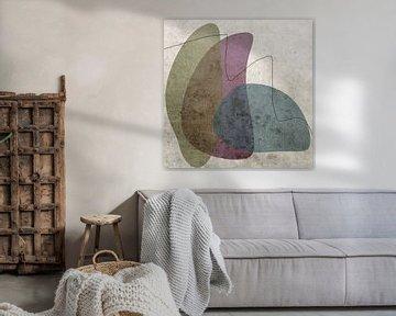 Menhirs III van Kay Weber