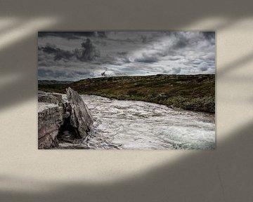 Dreigend Rondane van Frank Hoogeboom