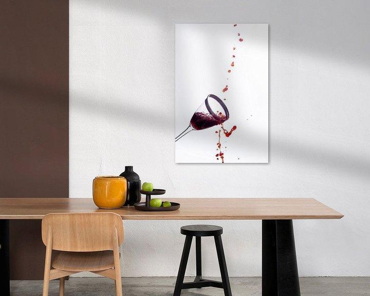 Sfeerimpressie: Wijn-splash nummer 3 van Rudy Rosman