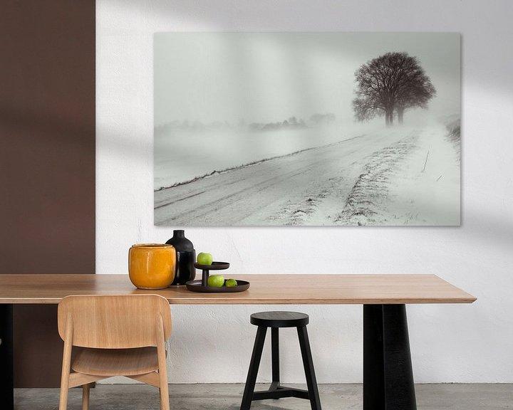 Sfeerimpressie: Sneeuwstorm van Martijn Tilroe