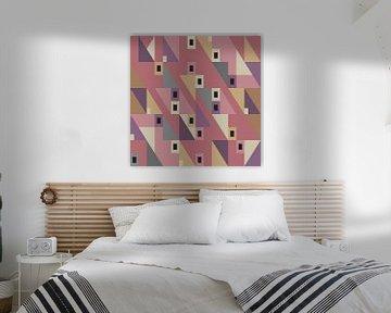 FAS-Serie Geometrische Formen IV von Anna Marie de Klerk