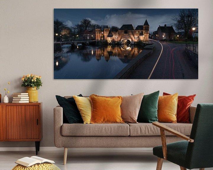 Sfeerimpressie: Koppelpoort Avond van Auke Hamers