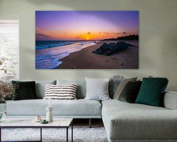 Kenting Beach (Kenting, Taiwan) van Michel van Rossum