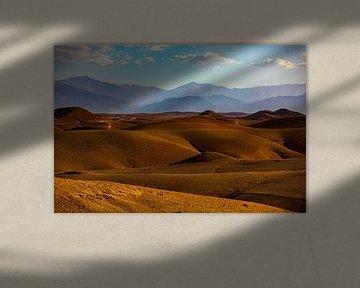 Marokko Wüste von Michel van Rossum