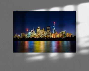 Sydney Skyline (Sydney, Australie)