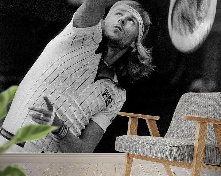 Impression: Bjorn Borg sur Bridgeman Images