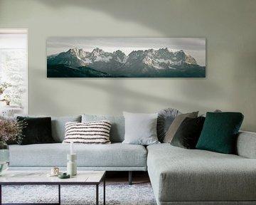 Alpen Panorama van Sophia Eerden