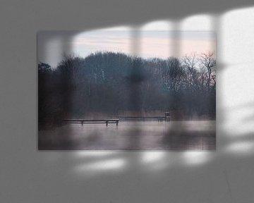 Steigers in de Mist von Frenk Volt
