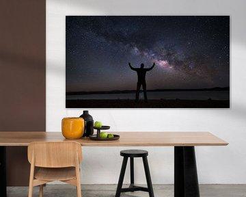 Astrofotografie der Milchstraße von videomundum