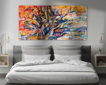Bring mich zum Orangenbaum von ART Eva Maria
