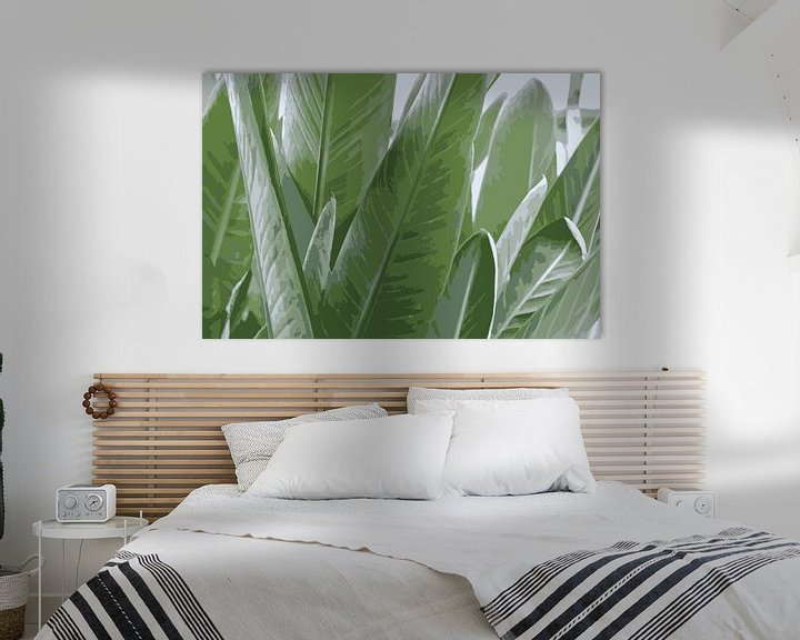 Beispiel: Papageienpflanze von Studio Maria