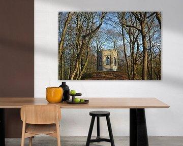 Belvedere am Buitenplaats Leyduin in Vogelenzang