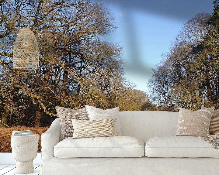Sfeerimpressie behang: Buitenplaats Leyduin van JTravel