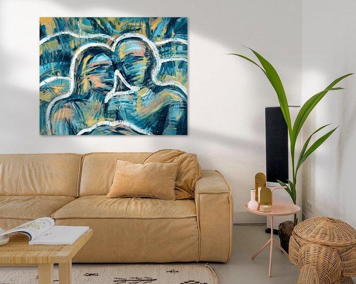 Beispiel: Zweisamkeit von ART Eva Maria