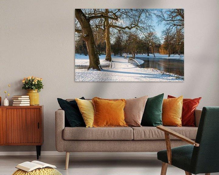 Sfeerimpressie: Winter 1 van Nuance Beeld
