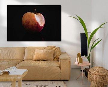 De gebeten appel van Eugenlens