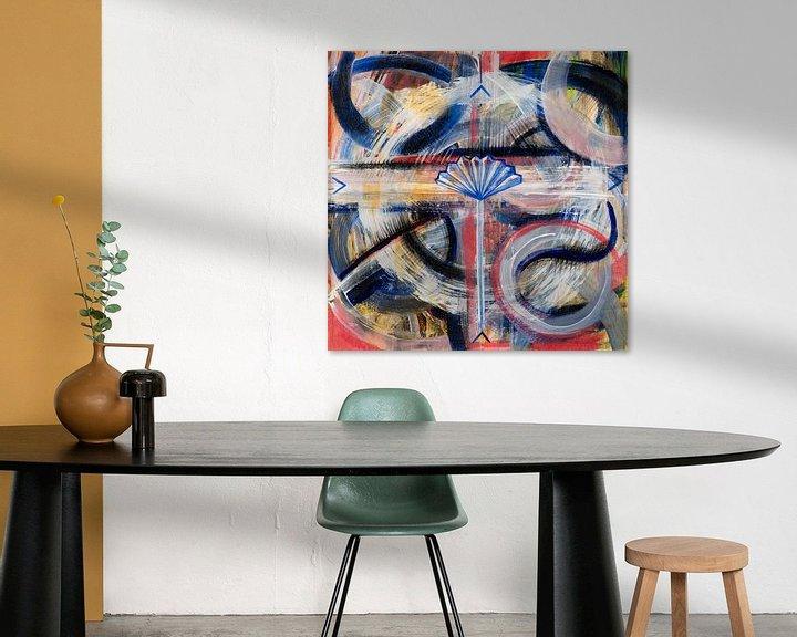 Sfeerimpressie: Connection and Expansion van ART Eva Maria