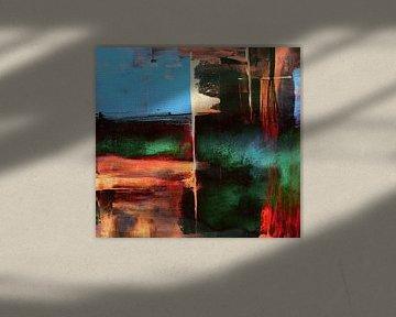 Farbe Blöcke von Maria Kitano