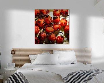 Geroosterde tomaten van Scholtes Fotografie