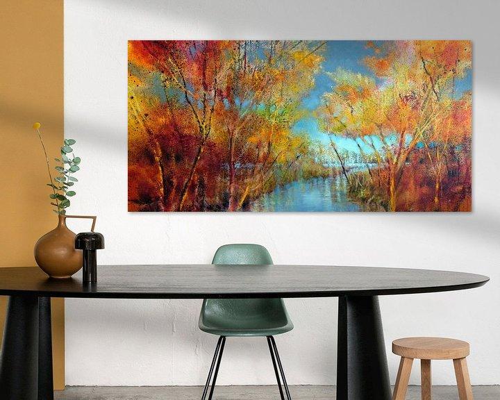 Sfeerimpressie: Herfst lekkernijen van Annette Schmucker