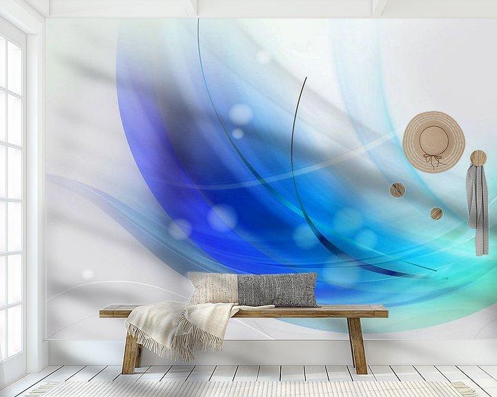 Beispiel fototapete: fresh breeze von Andreas Wemmje