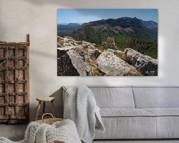 Klipper og bjerge ved Middelhavet 1 van Montepuro
