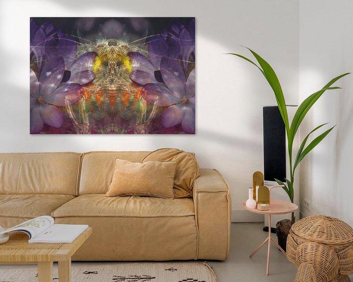Beispiel: Leben zwischen den Blumen von Andreas Schulte