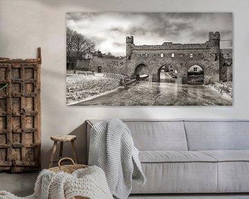 Winter in Zutphen von Willem  Bentink