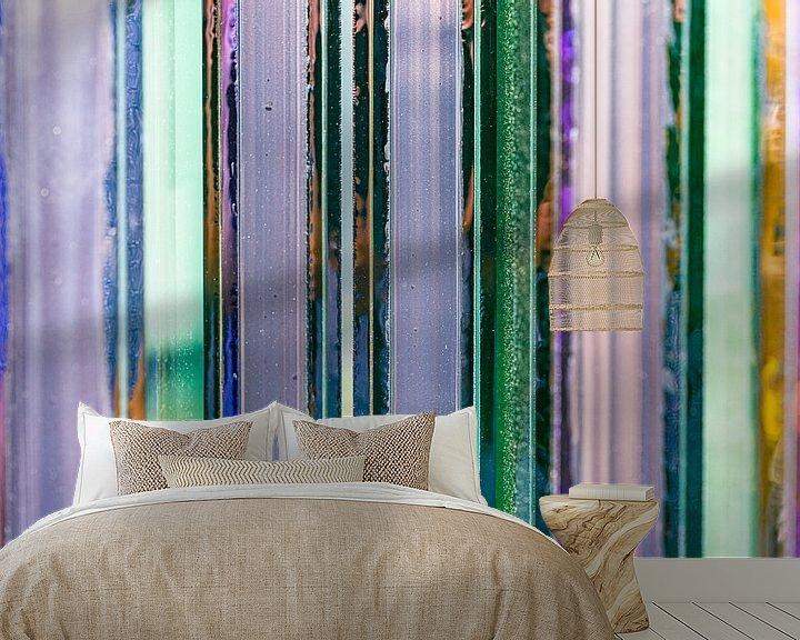 Sfeerimpressie behang: Glas van Henri Boer Fotografie